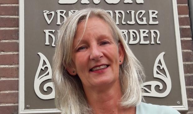 <p><strong>Anneke van der Velde</strong></p>
