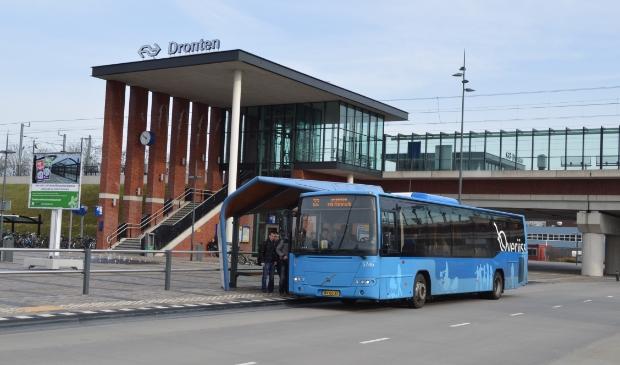 Busstation Dronten.