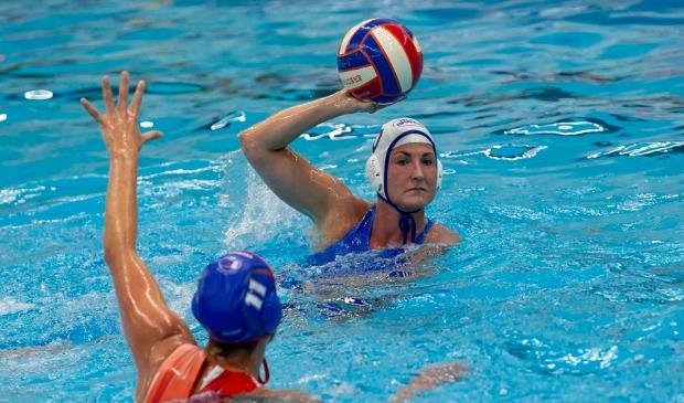 <p>Na vijf seizoenen als trainer van SWOL is Mieke van der Sloot terug als speelster.&nbsp;</p>