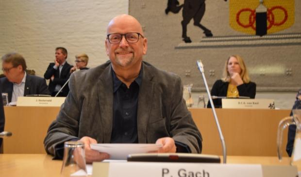 <p>Paul Gach - VVD</p>