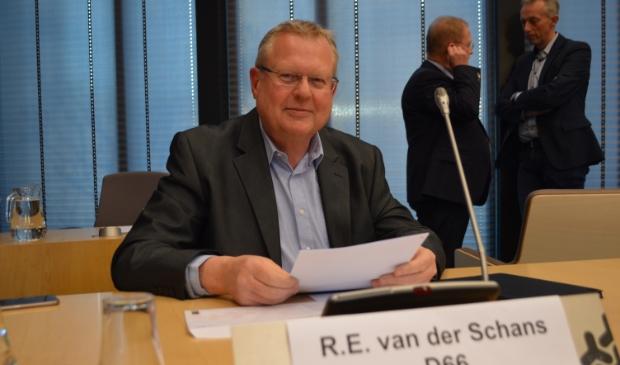 <p>Rob van der Schans - D66</p>