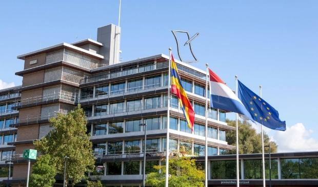 <p>Provinciehuis Zwolle</p>