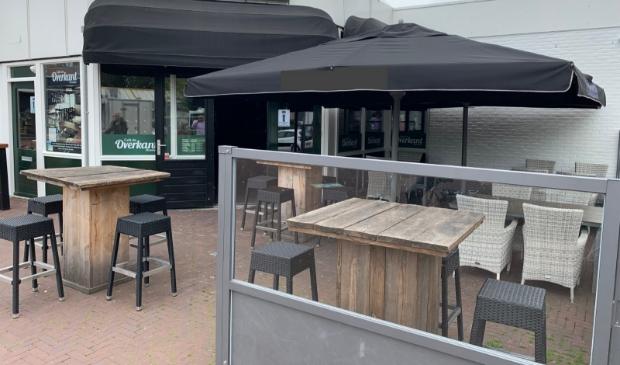 Café De Overkant in Dronten-zuid.