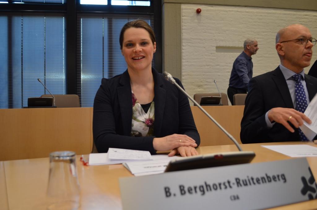 Brenda Berghorst - CDA