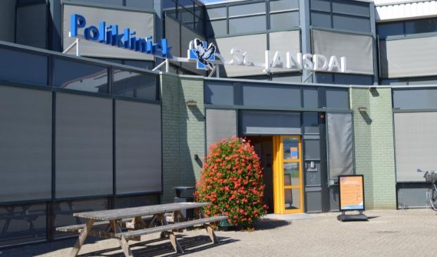 <p>De polikliniek van St Jansdal in Dronten.</p>