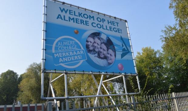Almere College in Dronten.