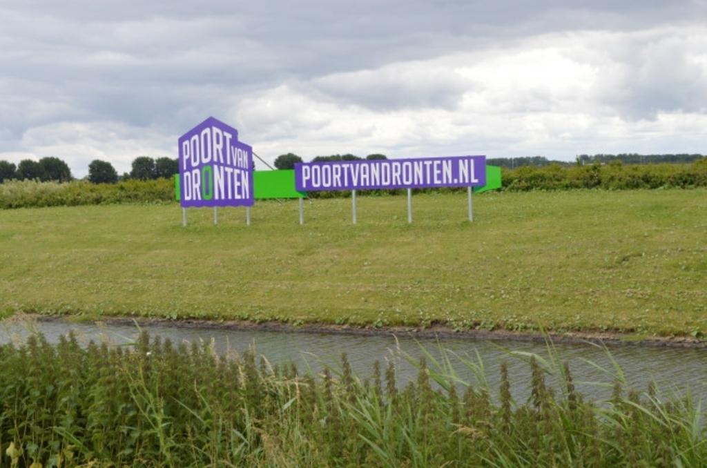<p>Poort van Dronten</p>