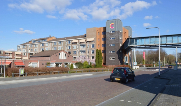 <p>Woonzorgcentrum De Regenboog in Dronten.</p>