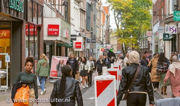 <p>Diezerstraat Zwolle</p>