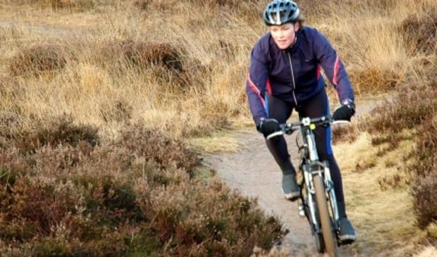 <p>Mountainbiken</p>