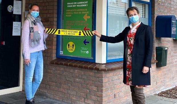 Griepvaccinaties in Dorpscentrum De Wieken, Ingang Molenstraat. Draag mondkapje en houd voldoende afstand.