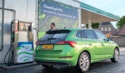 Dalhuisen lanceert fossielvrije brandstof bij BP Epe