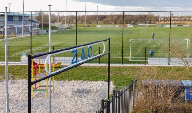 <p>Voetbalvereniging Z.A.C. in Zwolle.</p>