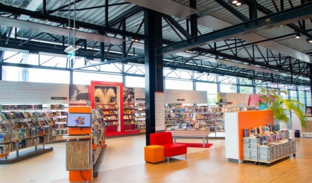 Bibliotheek Dronten.