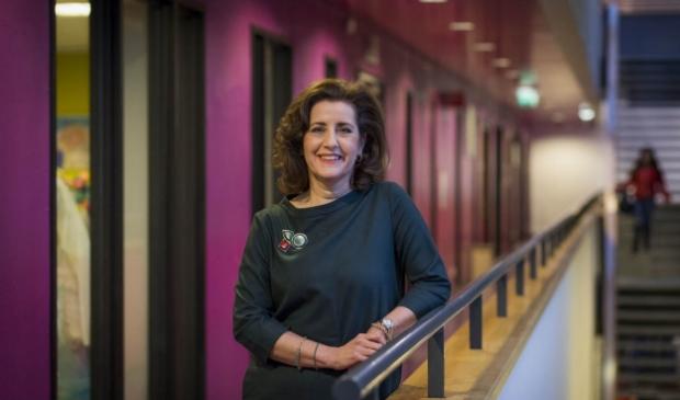 <p>Minister Ingrid van Engelshoven</p>