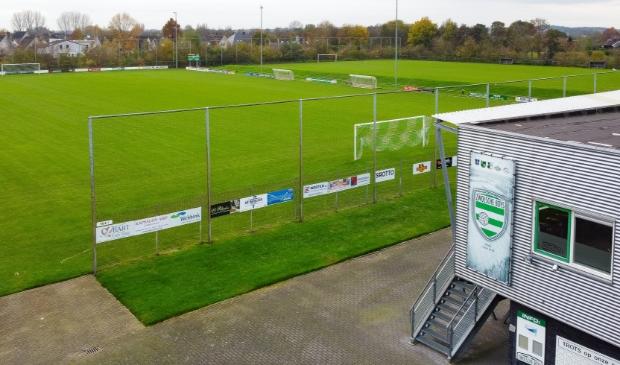 <p>Voetbalvereniging Zwolsche Boys op sportpark Jo van Marle.</p>