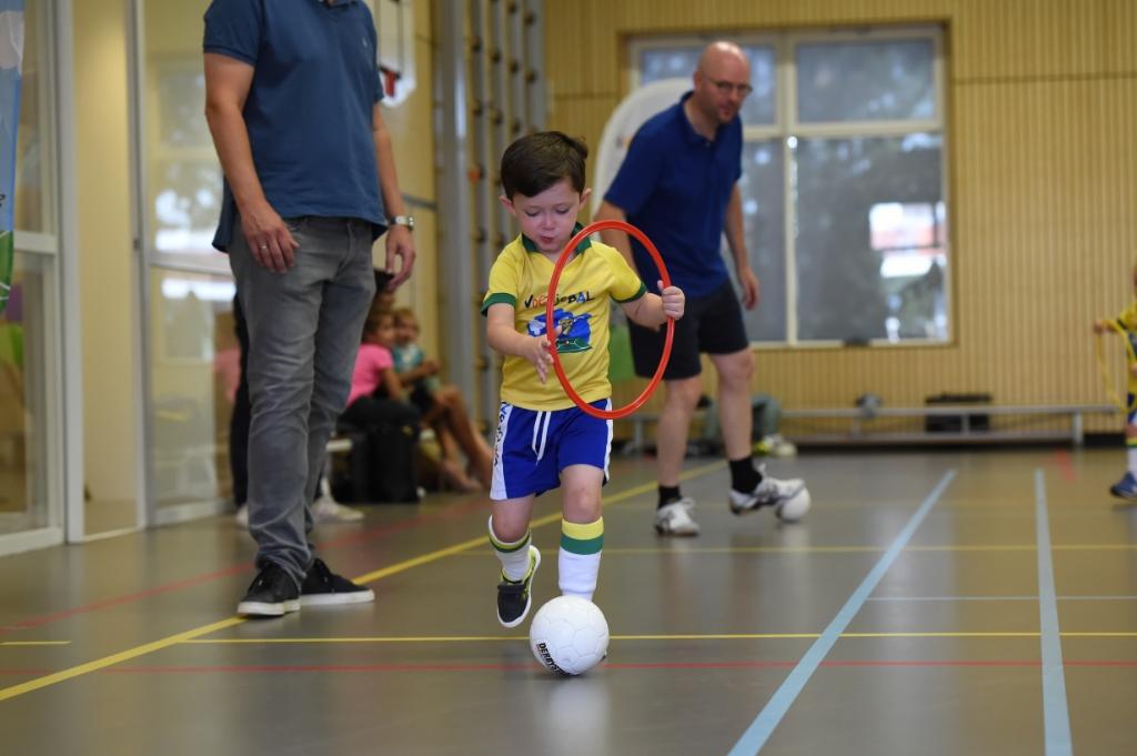 Voetjebal <p>Voetjebal</p> © brugmedia