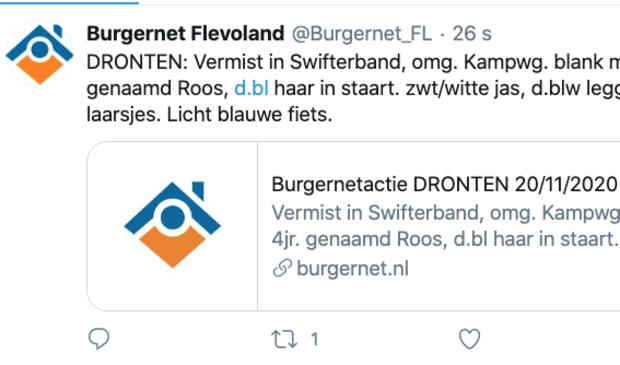 Burgernetoproep