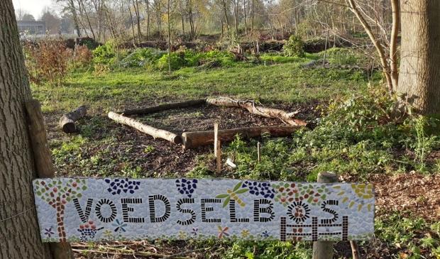 Het Voedselbos in het Groene Hart van Kampen