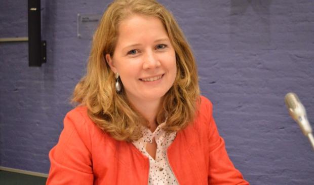 <p>Saskia Haarhuis, VVD</p>