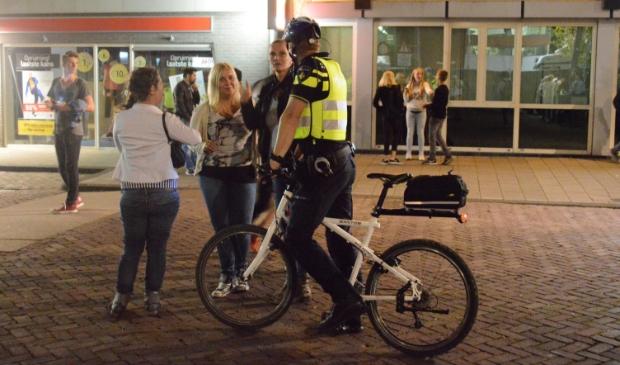 Politie Dronten.