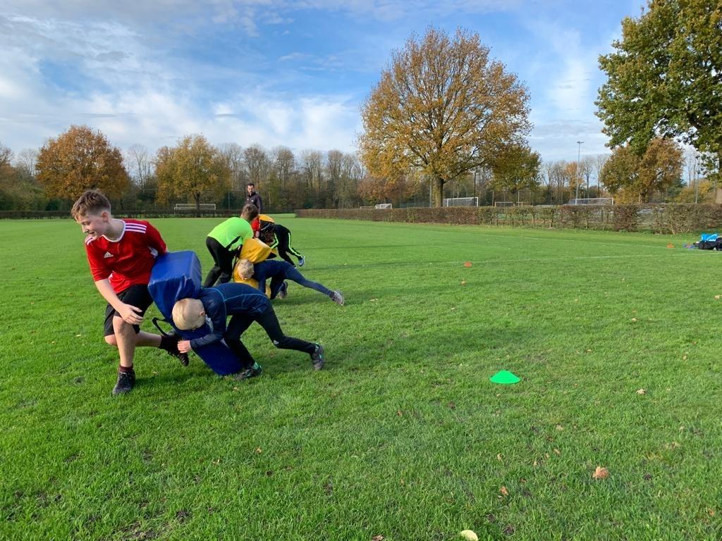 Rugby Club Dronten eigen foto