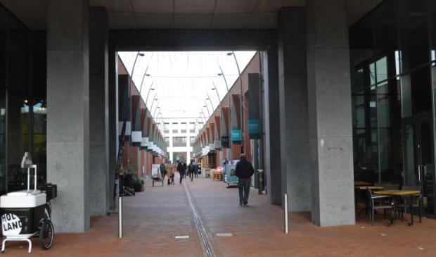 Winkelcentrum Suydersee.