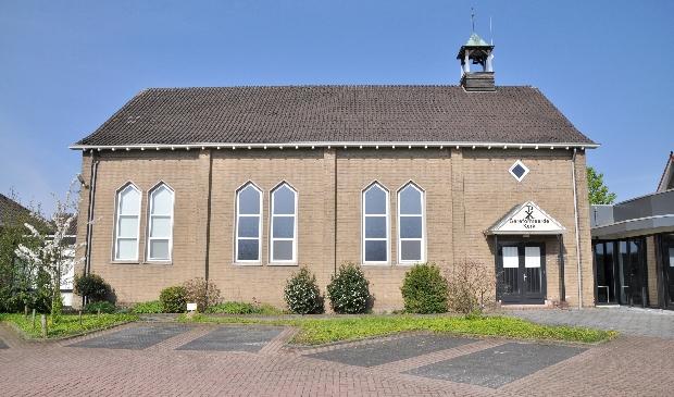 <p>De Gereformeerde kerk in Genemuiden</p>