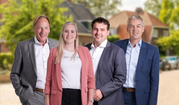 Team Apeldoorn van VSO Makelaars.