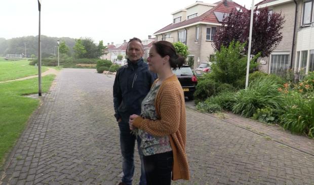 <p>Sietske van Veldhuizen en Ed de Sevren Jacquet.</p>