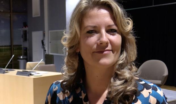 <p>Lazise Hillebregt - fractievoorzitter D66.</p>