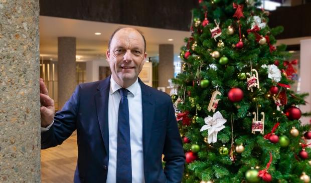 <p>Burgemeester Peter Snijders van Zwolle.</p> <p>Foto: Pedro Sluiter</p>