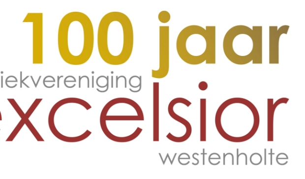 logo Excelsior 100 jaar
