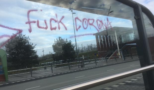 Graffiti in Dronten.