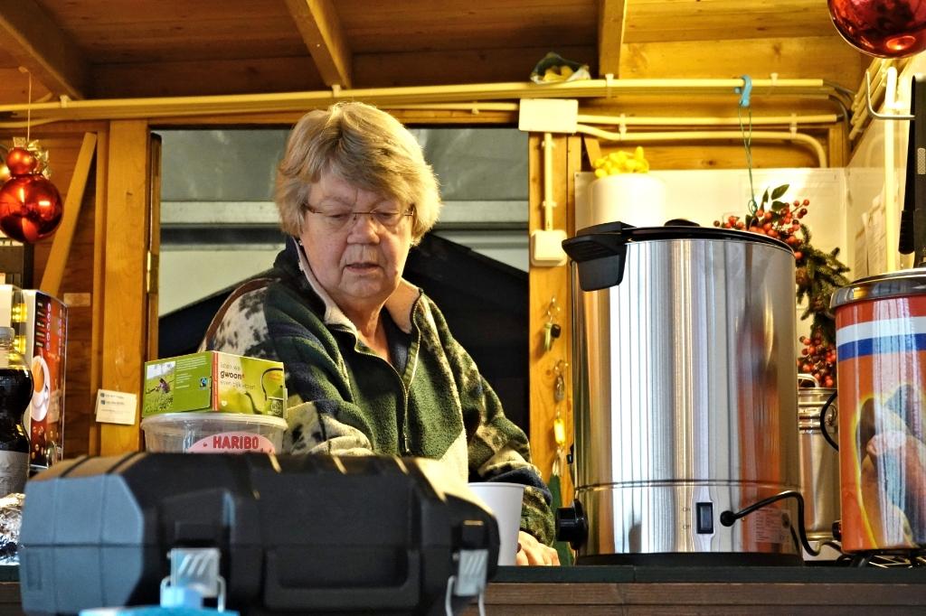 Koek-en-Zopie-moeder Rika Fluks Archief Winterworld
