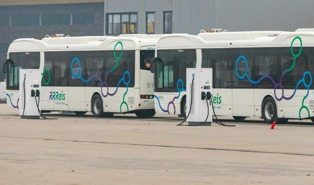 <p>Busstation van Keolis op de Hessenpoort.</p>