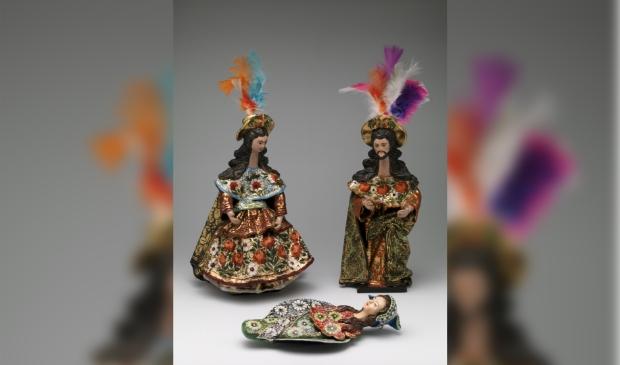 Kerstgroep Peru