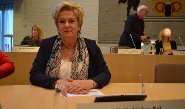 <p>Trudy Stoker (VVD)</p>