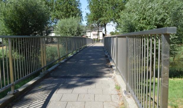 <p>De brug tussen De Zate en De Oeverloper.</p>