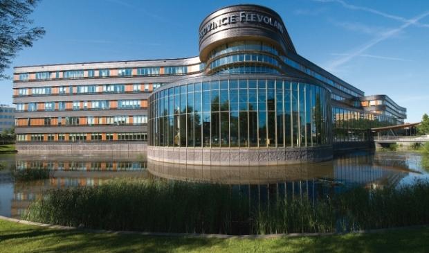 <p>Provinciehuis in Lelystad.</p>