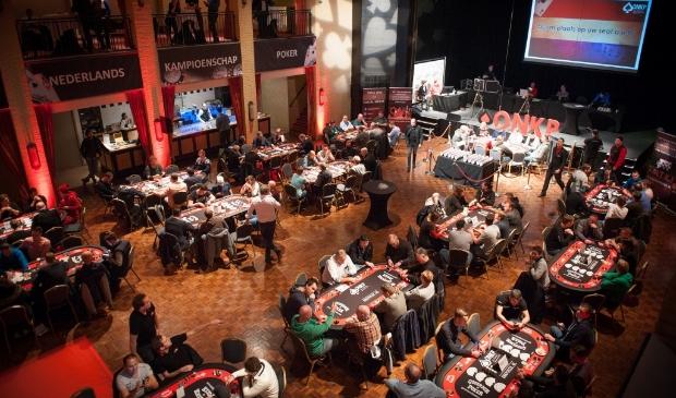 Finale van de ONK Poker