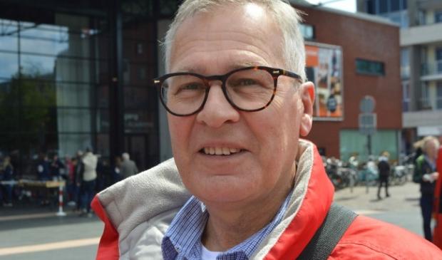 <p>SP-raadslid Frans Rietveld</p>