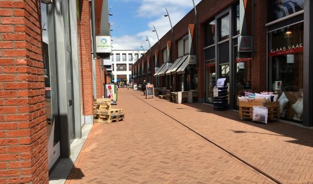 <p>Winkelcentrum Suydersee</p>