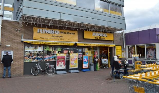 <p>De Jumbo in Dronten-zuid.</p>
