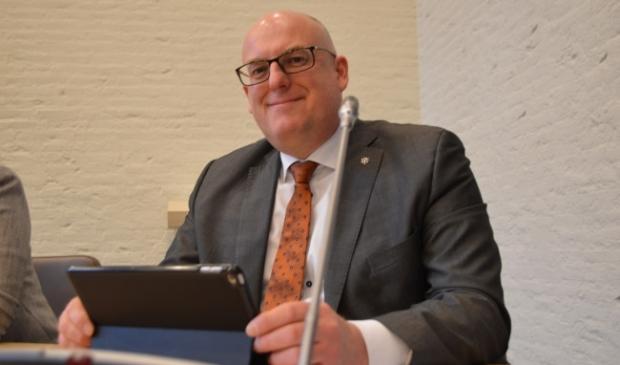 <p>Wethouder Peter van Bergen (Leefbaar Dronten)</p>