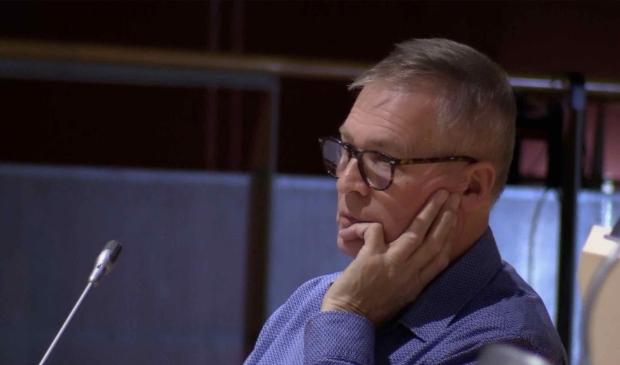 <p>Frans Rietveld (SP)</p>