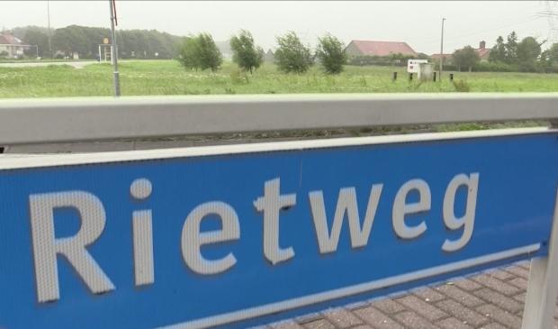 <p>De locatie GroenRijk aan de Rietweg.</p>