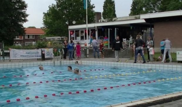 <p>Zwembad De Abelen in Swifterbant</p>