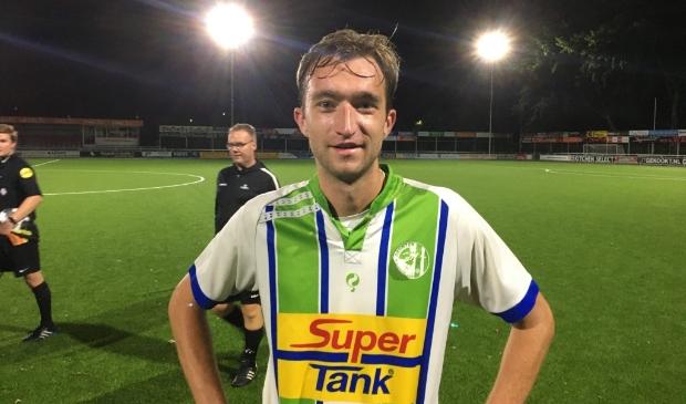 <p>Kevin van der Vlag (Asv Dronten)</p>