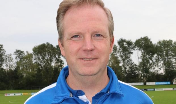 <p>Arjan ten Hove, trainer van Swift'64.</p>